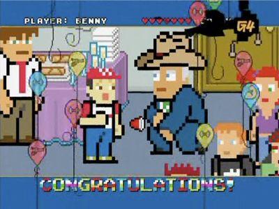 Benny's Birthday