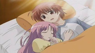 Hazumu's Heart, Yasuna's Heart