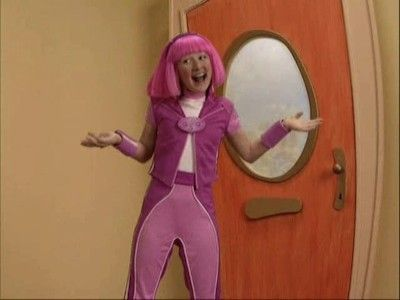 LazyTown's New Superhero