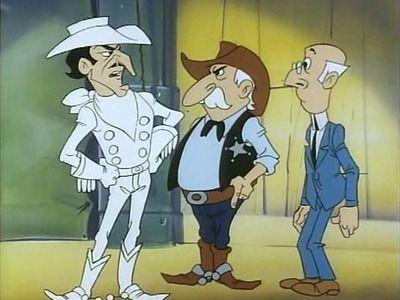 The White Cowboy