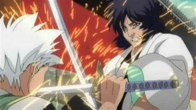 Ice and Flame! Fierce Fight of Amagai vs. Hitsugaya