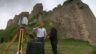 Mont Orgueil, Jersey - Cannons v Castles