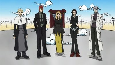 The Death Scythes Convene – Stop Dad's Staff Reassignment!?