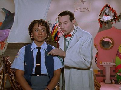 Dr. Pee-wee and the Del Rubios