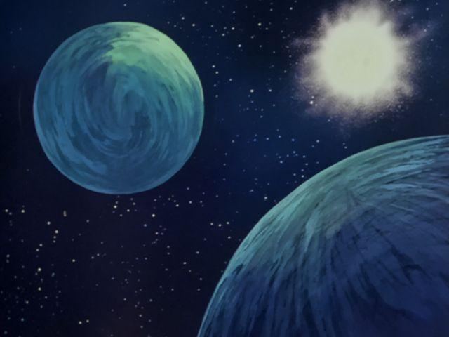 The Tragic Dark Planet