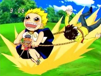 Battle at the Park! Gash vs. KIYO!?