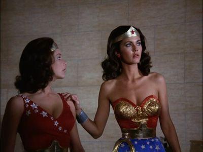 Wonder Woman in Hollywood