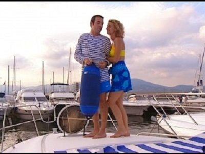Font du bateau