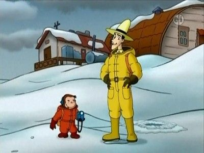 Ice Station Monkey