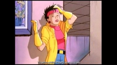 The X-Men Cartoon