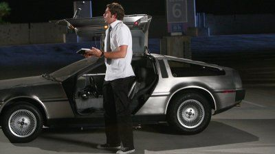 Chuck Versus the DeLorean