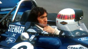 Jackie Stewart: The Flying Scot