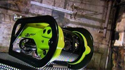 Underwater Robots; Lasagne; Band Saws; Ski & Trekking Poles