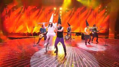 Eurovision Song Contest 2011: 2nd Semi-Final (Germany)