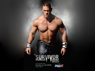 Survivor Series 2008