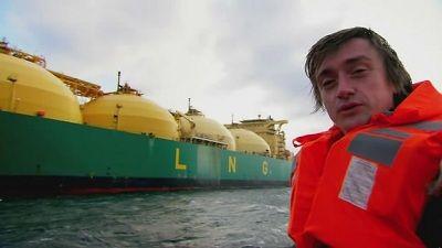 LNG Super Tanker