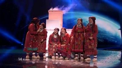 Eurovision Song Contest 2012: 1st Semi-Final (Azerbaijan)