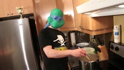 Ninja Turtle Soup