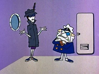 Rocky & Bullwinkle - Jet Fuel Formula (25) - Bullwinkle Makes a Hit or I Get a Bang out of You