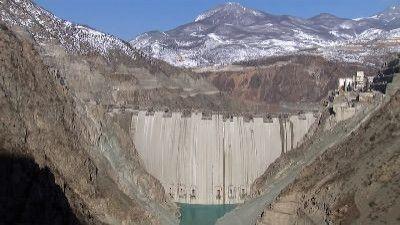 Turkey's Mammoth Hydropower Dam