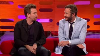 Ewan McGregor, Chris O'Dowd, Example