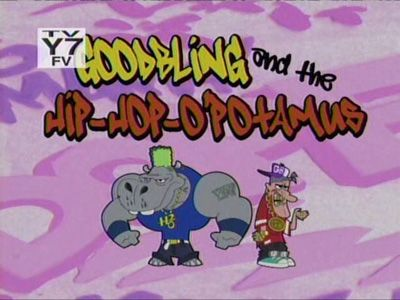 Goodbling and the Hip-Hop-Opotamus