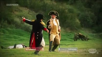 George Washington vs. Napoleon