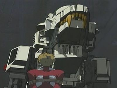 Commence Battle: Attack Liger Zero