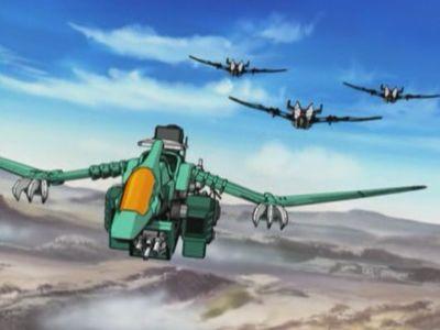 The Brave Wild Eagle: The Raynos vs. the Zabats