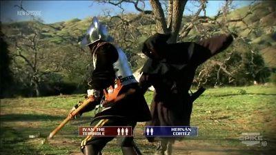 Ivan the Terrible vs. Hernan Cortes