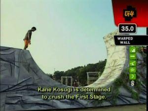Sasuke 6 - Stage 1.1