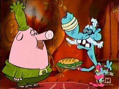 The Rat Sandwich