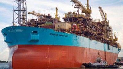 FPSO Maersk Peregrino