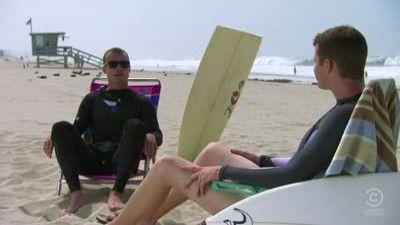 Bumbling Surfer