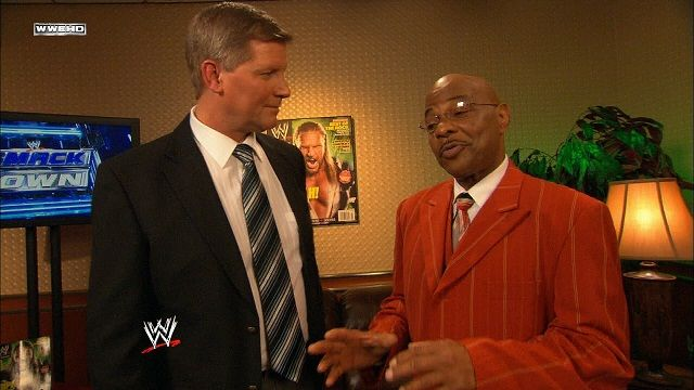 Teddy Long – key holder to the WWE Universe?