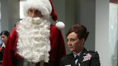 Chuck Versus the Santa Suit