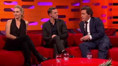 Kate Winslet, Jamie Bell, Rob Brydon and Noah and the Whale