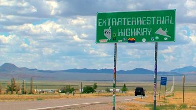 Area 51 & Cajun Apparition