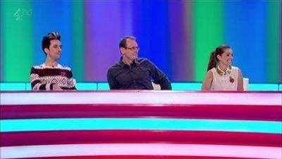 Russell Kane, Mark Watson, Louise Redknapp, Example
