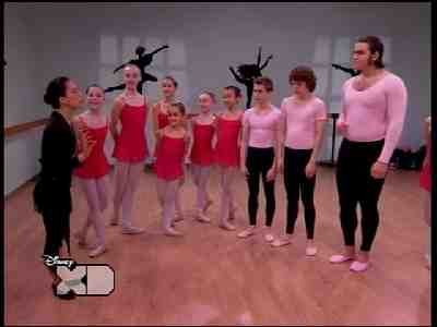 Mr. Ballerina