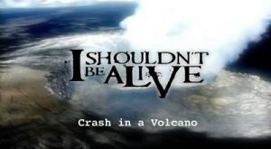 Crash in a Volcano