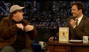 Michael Moore, Josh Charles, Chromeo