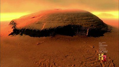 Crash Landing on Mars