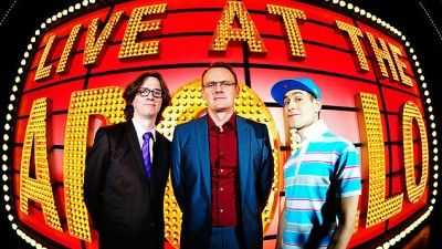 Sean Lock, Ed Byrne, Lee Nelson