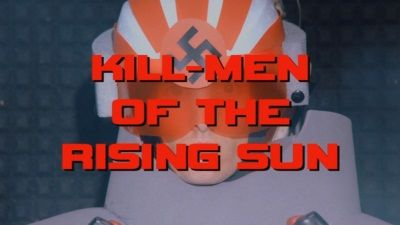 Kill-Men of the Rising Sun