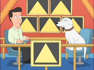 A Dog On The $25,000 Pyramid