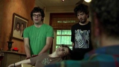 flight of the conchords season 1 episode 1