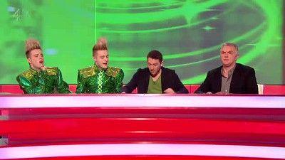 Christmas Special: Greg Davies, Jedward, Micky Flanagan, Liza Tarbuck