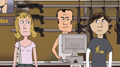 Amy's Got a Gun