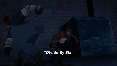 Divide by Six